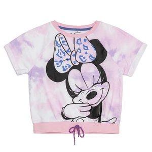 Disney Big Girls Minnie Mouse Top - Large (NWT)